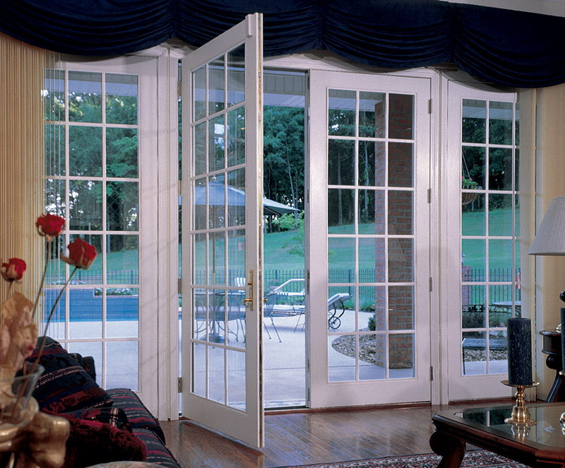 Gulf Coast Windows French and Terrace Doors replacement : terrace door - pezcame.com