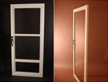 Storm Doors installation by Gulf Coast Windows