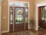 Wood Clad Doors made by Gulf Coast Windows