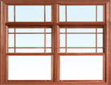 Wood Clad Windows