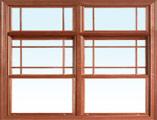 Wood Clad Windows install in Dallas, TX