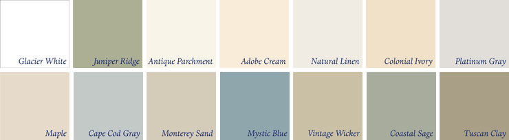 Contemporary Color Collection
