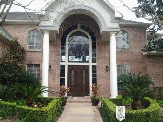 composite window replacement, Houston