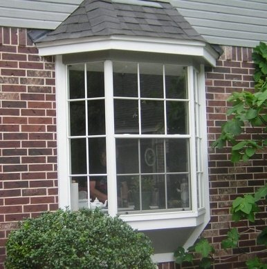 Bay Window Replacement The Woodlands Texas